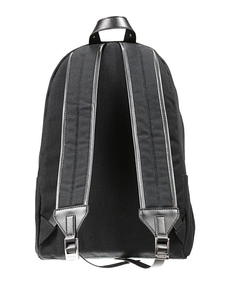canvas backpack with by versus versace backpacks ikrix