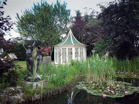 Wetterfeste Pavillons Garten by Der Exquisit Luxus Pavillon Aus Holz F 252 R Ihren Garten