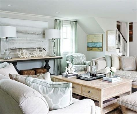beach living room ideas 37 sea and beach inspired living rooms digsdigs