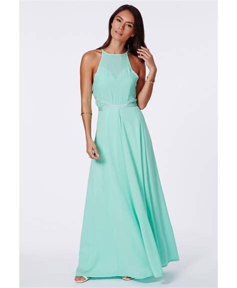 Belini Maxi Dress Ready Mint missguided kamilinka mint lace backless maxi dress in