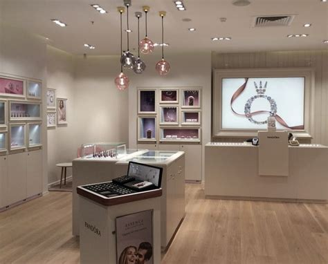 store layout features the new pandora store design features upgraded fixtures