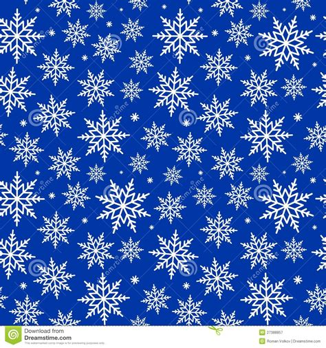 free snowflake background pattern seamless snowflakes background pattern royalty free stock