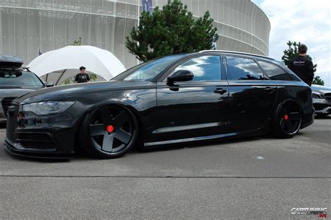 Audi A6 C7 Avant by Stanced Audi A6 Avant C7 Side