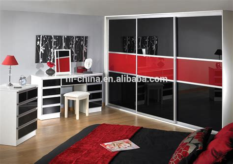 Innovation Wardrobe 3 Doors sale 2016 selling solid oak bedroom furniture set