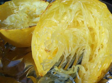 fit for success simply spaghetti squash