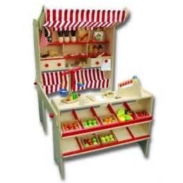 spielsachen für den garten kaufladen holz mit markise bestseller shop alles rund