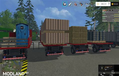 iveco clixtar systam pack   mod  farming simulator   fs ls  mod