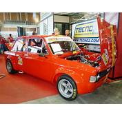 Automotoretr&242 Torino 2014 Fiat 128 Giannini NP Gr2