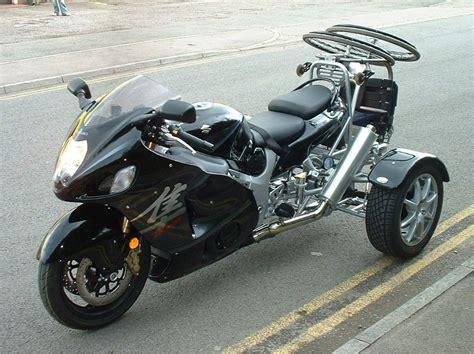 Honda Kawasaki Suzuki Suzuki Gsx1300 Hayabusa Trike Kit Harley Kawasaki Yamaha