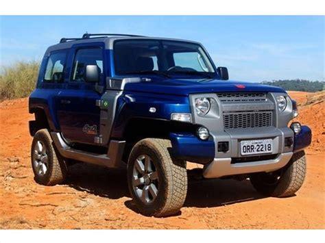 Ford T4 Troller by Troller T4 Manejamos El 4x4 De Ford En Brasil