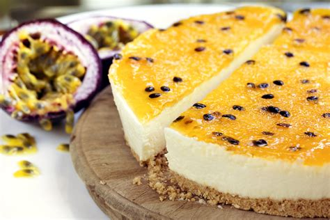 Bathroom Tv Ideas No Bake Passionfruit Jelly Cheesecake Stay At Home Mum