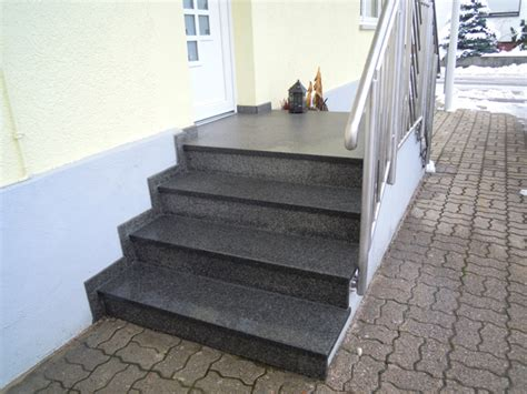 hauseingang treppe treppe hauseingang haus dekoration