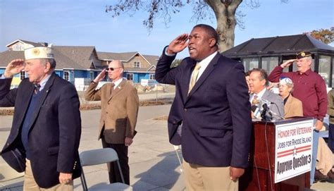 rally promotes bond to complete rhode island veteran s