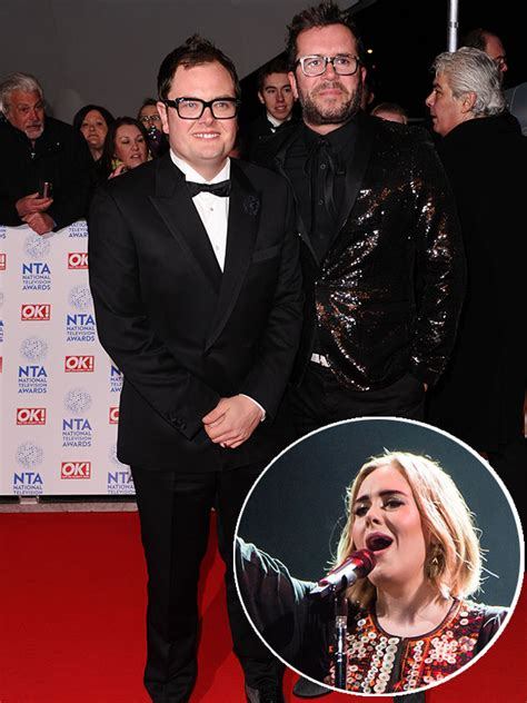 Wedding Song Adele by Is This What Adele S Going To Sing At Alan Carr S Wedding