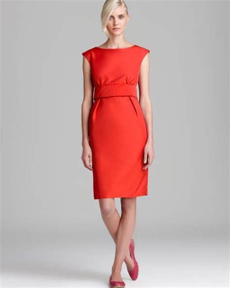 Dress Maxmara By Collection weekend by maxmara dress adito in orange lyst