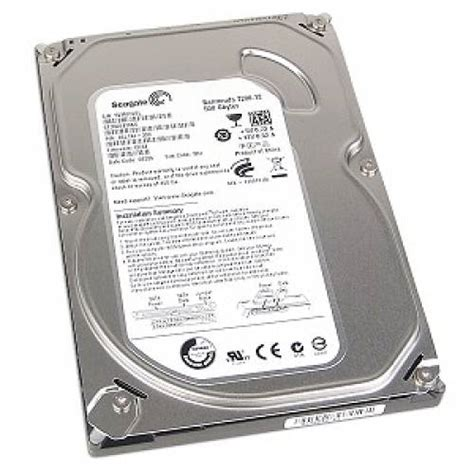 Hardisk Seagate 500gb Second seagate barracuda 7200 12 500gb sata3 ncq 6gb s 16mb cache