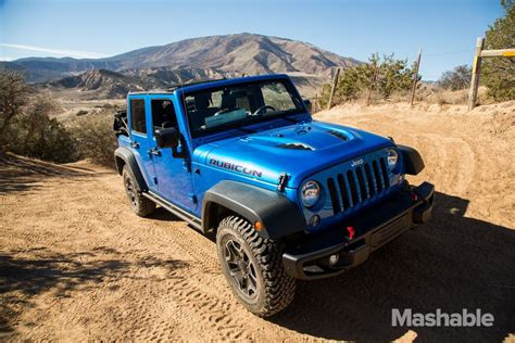 jeep s wrangler unlimited rubicon isn t a car it s a