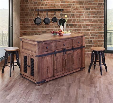 barn door kitchen parota wood barn door kitchen island