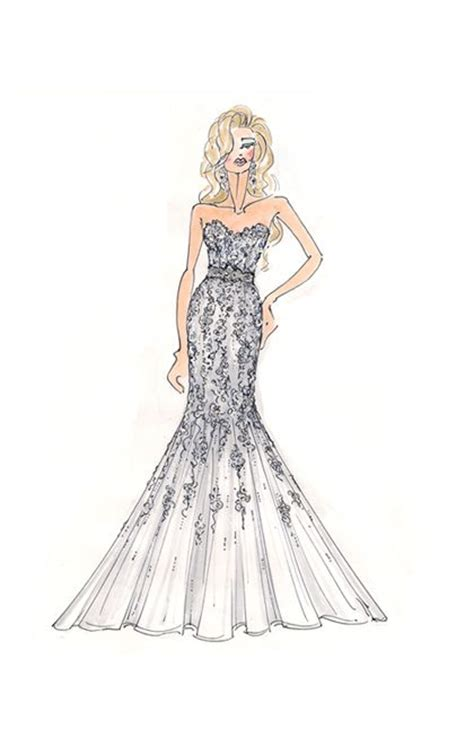 sketch your out a skill and style guide books 24 best images about wedding dress guide on