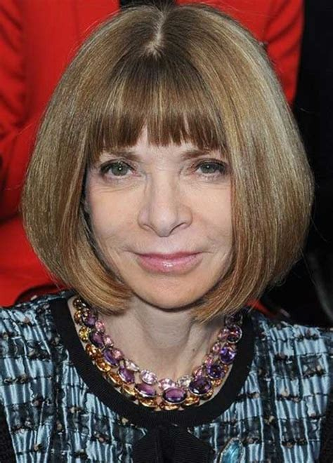 bangs for older womens hair 15 chic bobs for older women bob hairstyles 2017 short