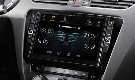 skoda octavia  icin apple carplay ve android auto uyumlu
