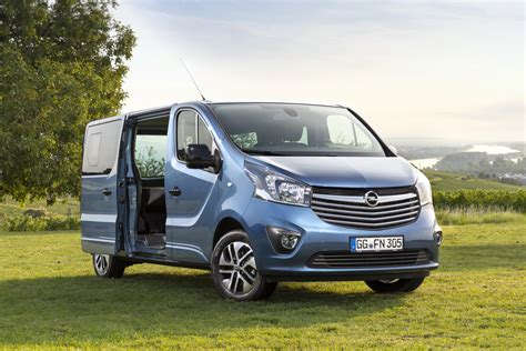 opel america opel wants us to go cing with new vivaro life carscoops