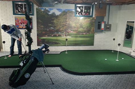room golf golf rooms the ultimate addict cave