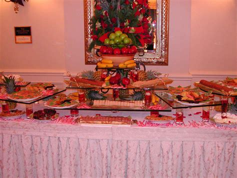 buffet table decor ideas ohio trm furniture