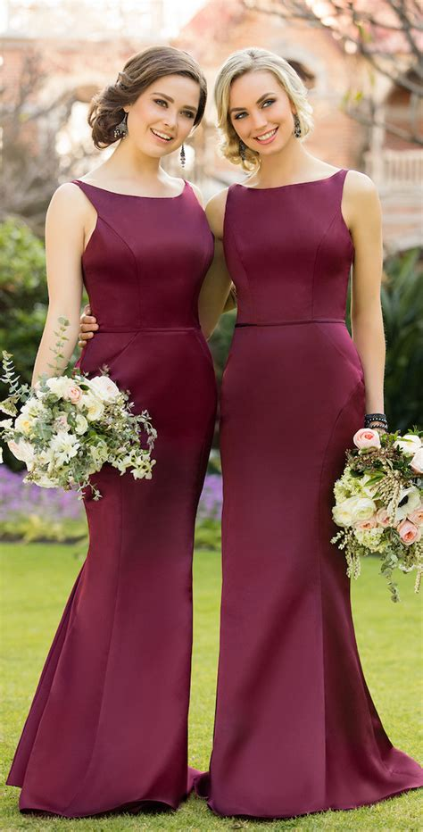 Wst 8918 Violet Flower Dress sorella vita bridesmaid dress collection the magazine