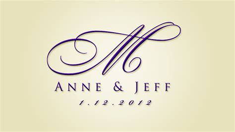 design free wedding logo how to design your own wedding logo for free online