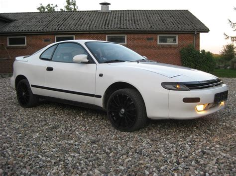 Toyota T18 1990 Toyota Celica T18 Pictures Information And