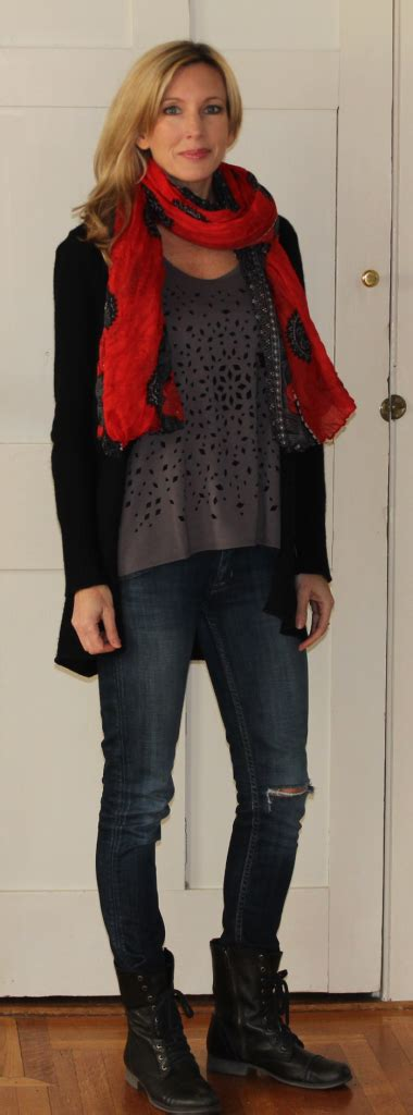 Fall Style Ideas for Women Over 50 ~ Neutral Lookbook 2013