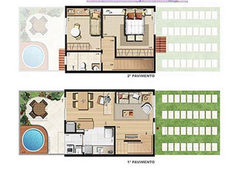 desenhar plantas de casas plantas de casas duplex 2 quartos decorando casas