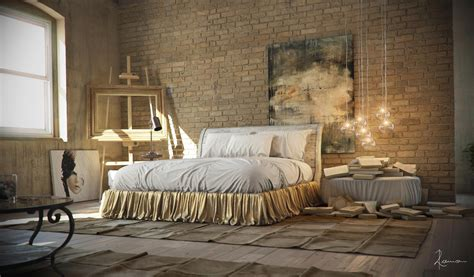 21 Industrial Bedroom Designs Decoholic Architecture Bedroom Designs