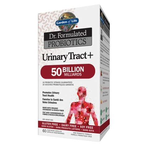 Garden Of Urinary Tract Probiotics Buy Garden Of Dr Formulated Probiotics Urinary