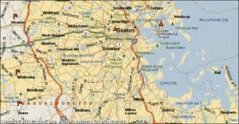 Map Of Boston Suburbs by Barbara Krock Realtor Specializing In The Elite Suburbs