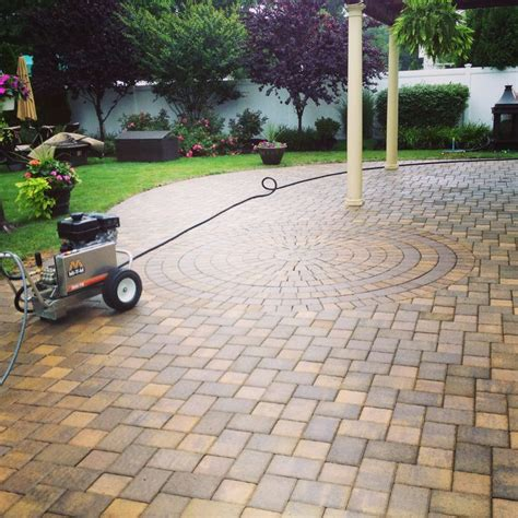 How To Seal A Paver Patio Island Paver Sealing Cambridge Paver Patio Www Stonecreationsoflongisland Net Paversealing