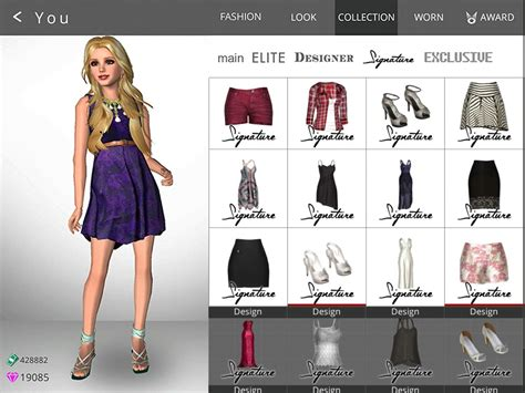 design your fashion uniform games fashion empire boutique sim android apps on google play