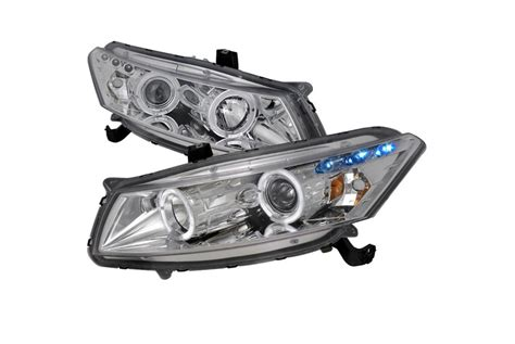 2011 honda accord headlights 2009 honda accord custom headlights aftermarket headlights