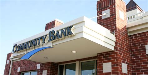 what is community bank comunity banks