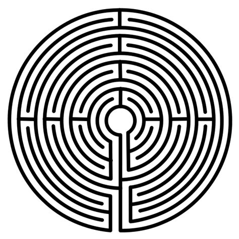 Labyrinth Outline by File Labyrinth 1 From Nordisk Familjebok Svg Wikimedia Commons