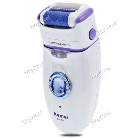 Kemei 3 In 1 Electric Callus Remover With Epilator kemei 3 in 1 callus remover with epilator km 1981 bbi 382770