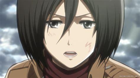 mikasa ackerman mikasa ackerman image 183 anime warrior anime