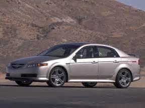 Acura Tl 06 Specs 2004 06 Acura Tl A Spec 2003 06