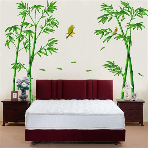 aliexpress wall stickers aliexpress com buy chinese classic fresh green bamboo