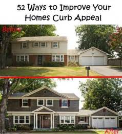 Increase Curb Appeal - 52 ways to improve your homes curb appeal diy 4 home ideas