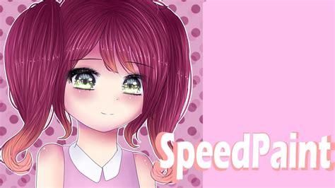 M Anime List by Abby Speedpaint Fnafhs