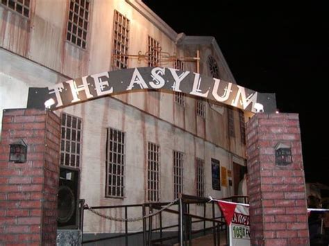 haunted house las vegas asylum and hotel fear haunted house festivals las vegas nv yelp