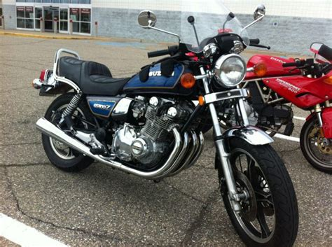 1982 Suzuki Gs 1100 Buy 1982 Suzuki 1100 Gs Gl On 2040 Motos