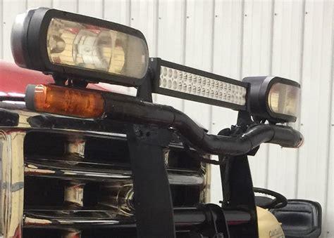 led strobe lights for plow trucks plow lights hid or led plowsite